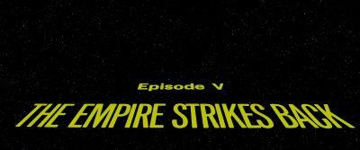 4K – Star Wars: Episode V – The Empire Strikes Back (1980)