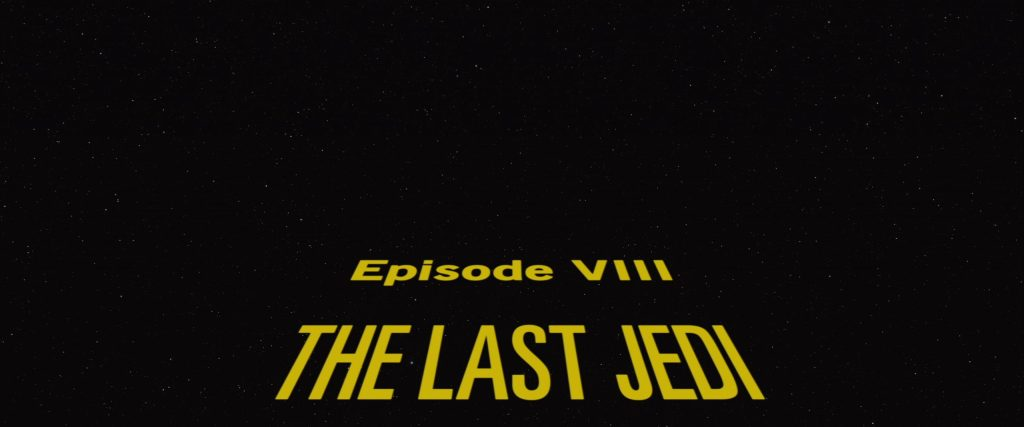 4K – Star Wars: Episode VIII – The Last Jedi (2017)