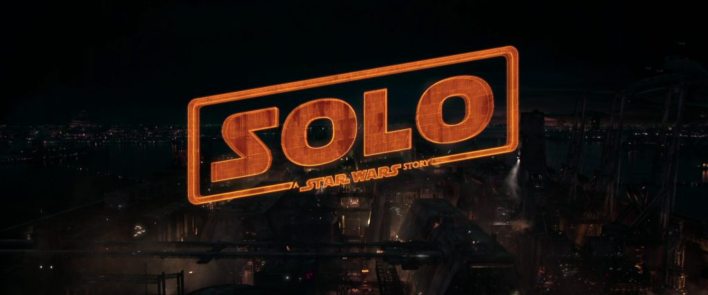 4K – Solo: A Star Wars Story (2018)