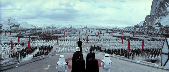 New Details On Supreme Leader Snoke & The First Order Revealed By Empire Magazine