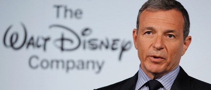 "Disney CEO Bob Iger Talks ""The Force Awakens"""