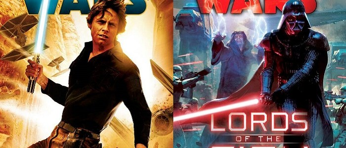 Star Wars Novels Heir To The Jedi & Lords Of The Sith Get Delayed