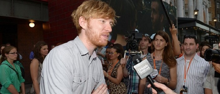 Domhnall Gleeson Talks A little Episode VII With MTV News