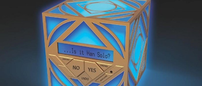 Test Your Star Wars Knowledge For The 20Q Artificial Intelligence Jedi Holocron!