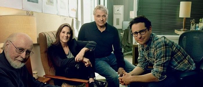 Interviews With Lawrence Kasdan, Kathleen Kennedy & John Williams From Vanity Fair