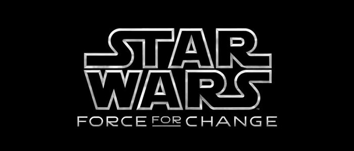 Star Wars: Force For Change & Target Team Up For Kid Power!