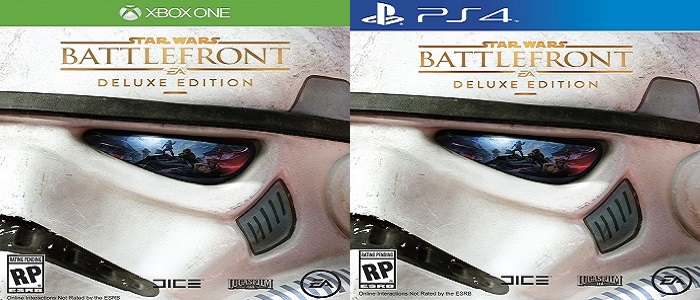 Star Wars: Battlefront Deluxe Edition Details & Box Art Revealed