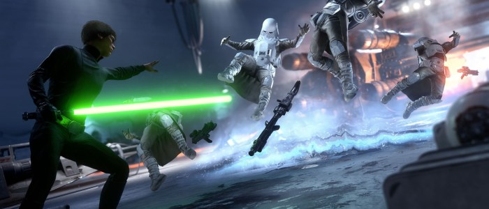 All Playable Hero & Villain Characters For Star Wars Battlefront Revealed!