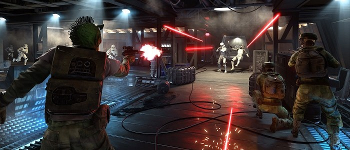 Blast Mode Announced For Star Wars Battlefront