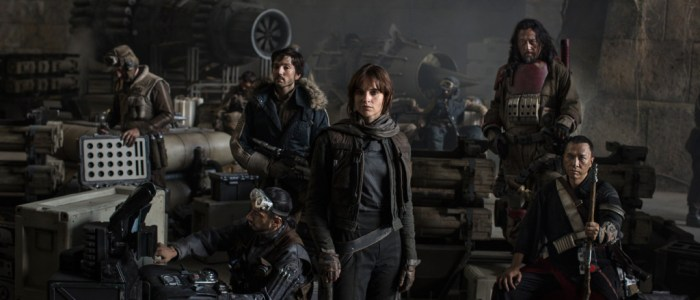 The Cast Of Rogue One Officially Announced!