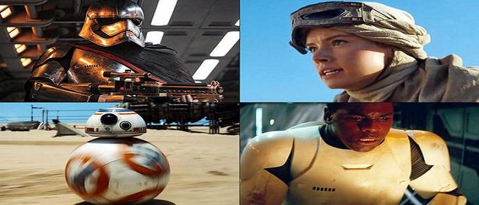 The Force Awakens Charachter Name Origins Revealed