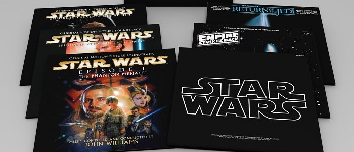 Sony Classical Releasing Ultimate Editions Sets Of Original Star Wars Soundtracks