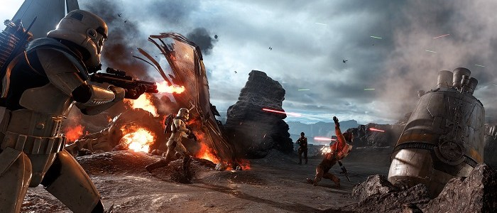 The Star Wars Battlefront Beta Will Be Available On October 8th!