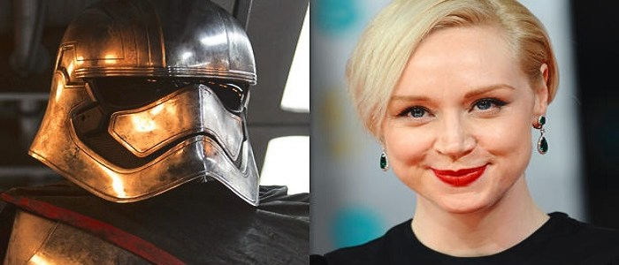 Gwendoline Christie Talks Captain Phasma In A New Interview