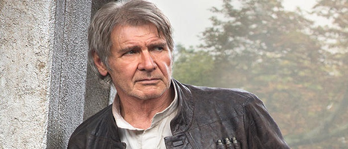 Harrison Ford Talks Han Solo In The Force Awakens With Entertainment Weekly