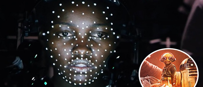 J.J. Abrams & Lupita Nyong'o Talk Maz Kanata With Entertainment Weekly
