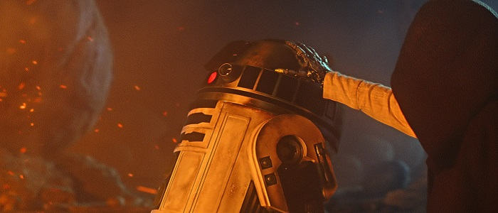 The Mystery Surrounding R2-D2 In The Force Awakens Explained