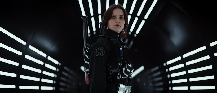 Felicity Jones Talks About Jyn Erso With Entertainment Weekly