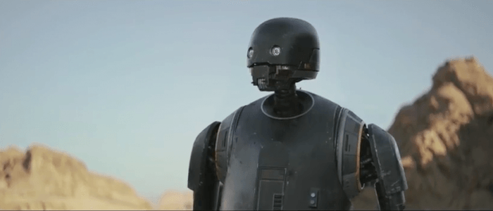 Alan Tudyk Talks K-2SO With Entertainment Weekly