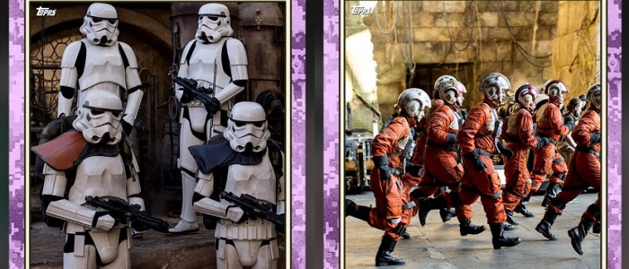 More New Rogue One Images From Topps Trading Cards