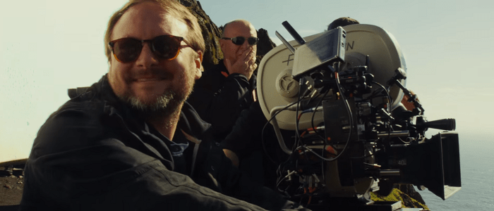 5 Facts About Episode VIII From Director Rian Johnson