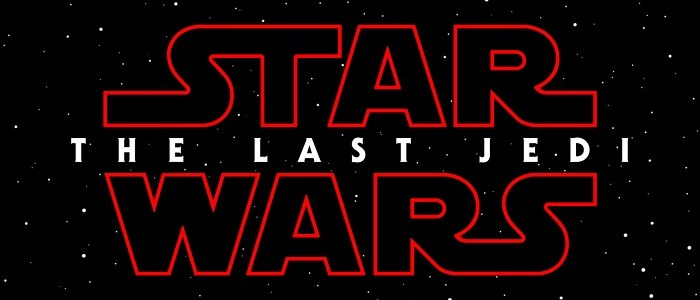 Episode VIII Officially Titled The Last Jedi!