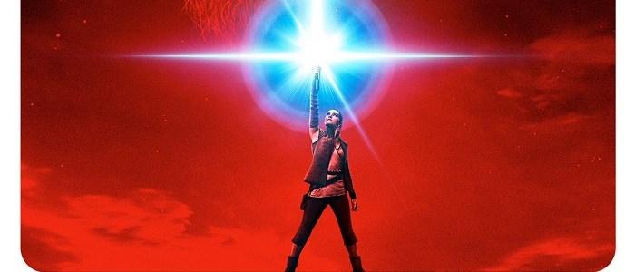 The Last Jedi Teaser Poster