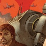 Special One Shot Prequel Comic Featuring Cassian & K-2SO Announced