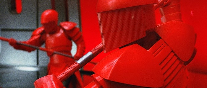 New Details On Snoke & The Praetorian Guards From Entertainment Weekly