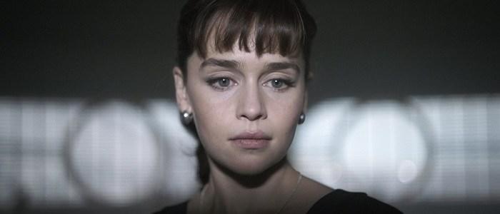 Emilia Clarke Talks Qi'Ra With Entertainment Weekly