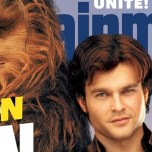 Solo: A Star Wars Story Entertainment Weekly Cover Story