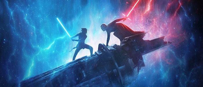 New The Rise Of Skywalker Poster & New Footage Details