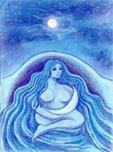 Moon Goddess - Cancer