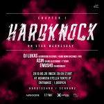2019/06/26 HARDKNOCK -Chapter.1- // DJ Lukas on STAR WEDNESDAY (Genre : Hardtechno / Schranz)