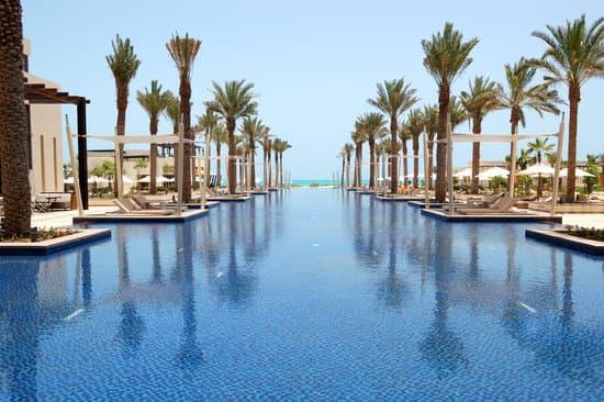 Luxury hotel Saadiyat Island