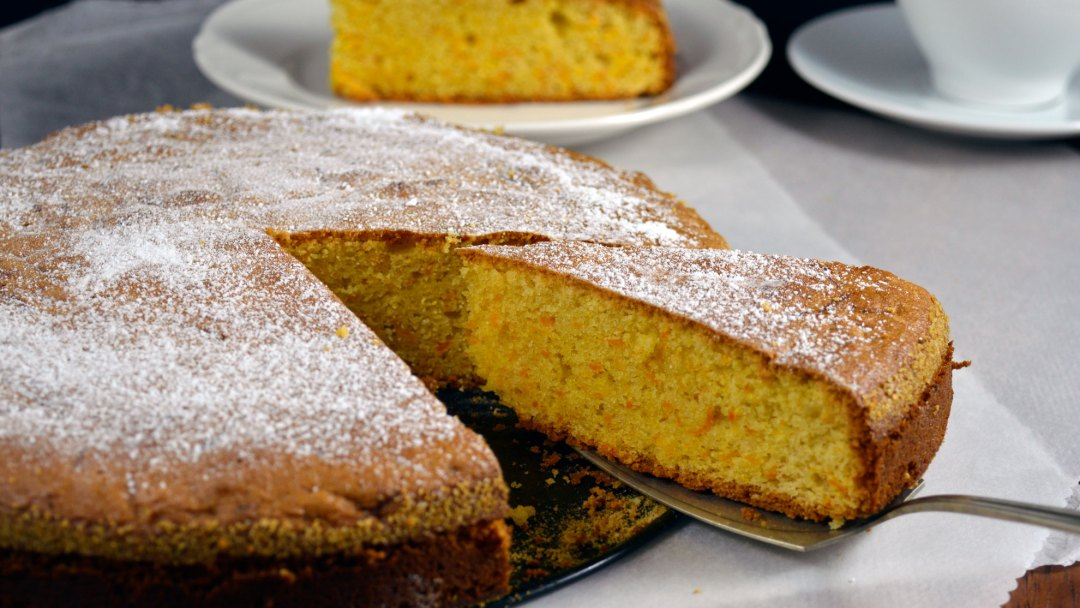 ciasto dyniowo-midałowe