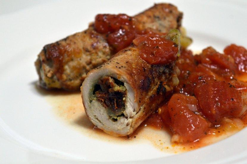 włoskie roladki