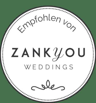 empfohlen von zank you wedding sunnydeko bester Deko service für hochzeiten