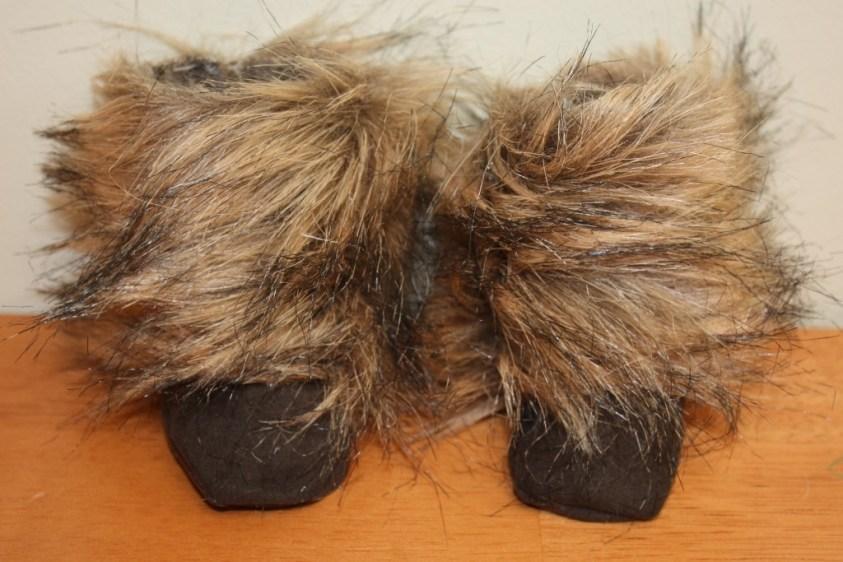 inuit parka for 18″ doll — Stash for Good