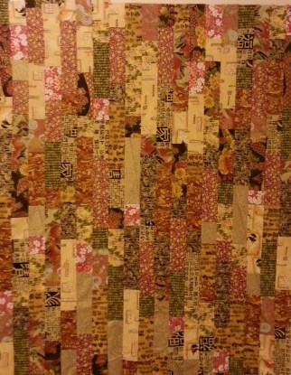 Asian Invasion Quilt by Cindy