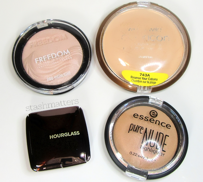 hourglass ambient lighting powder dupes