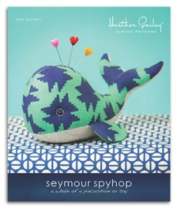 Seymour pin cushion