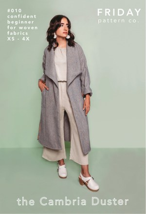 Cambria Duster Pattern