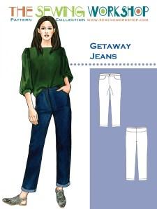 Getaway Jeans Pattern