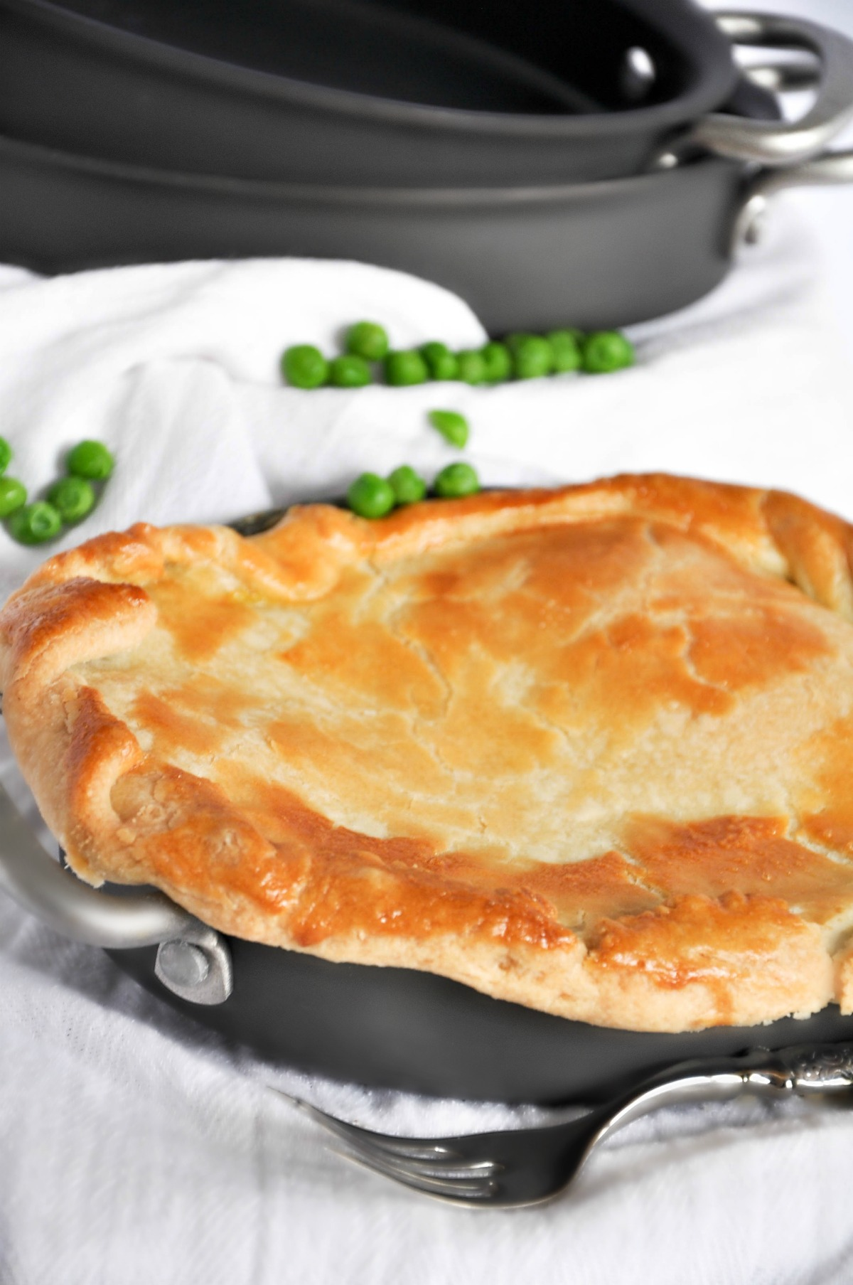 Classic Chicken Pot Pie | Home & Feast