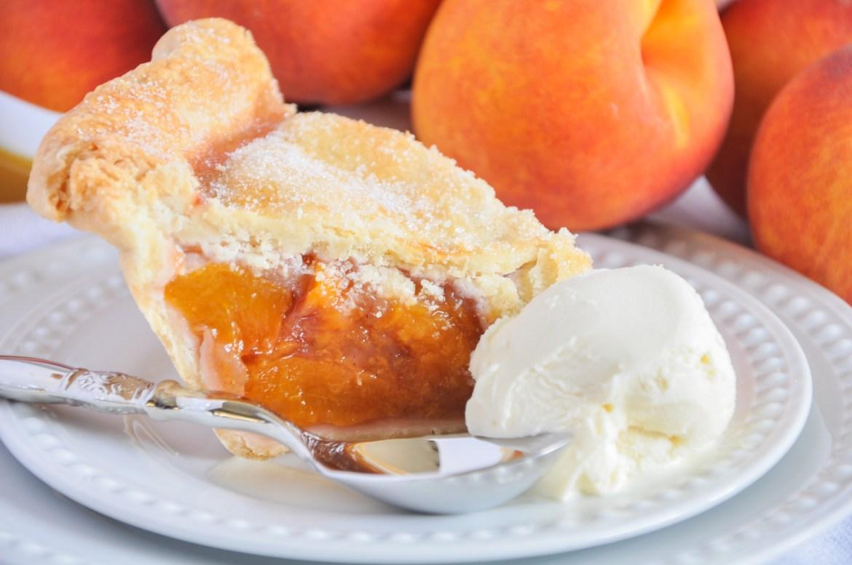 Peach Pie by Stasia Wimmer