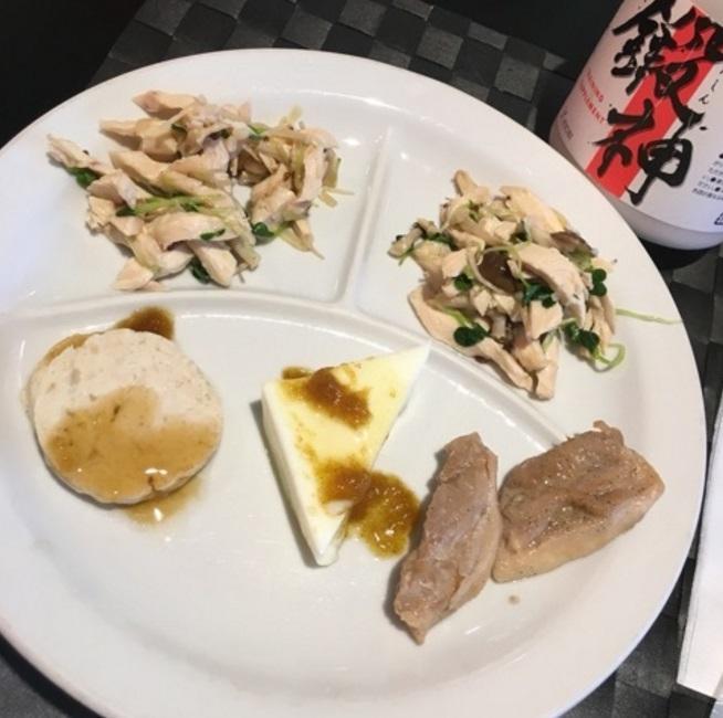 「金子賢 食事 写真」の画像検索結果