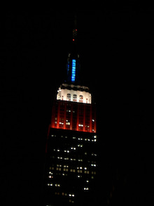 N.Y.に恋して☆-Empire state building