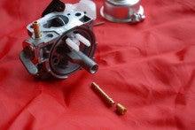ホンダウォークの修理ブログ
