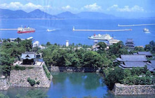 yoshitomoのブログ-高松城
